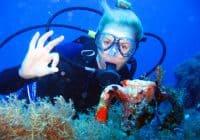 Scuba Diving Mykonos