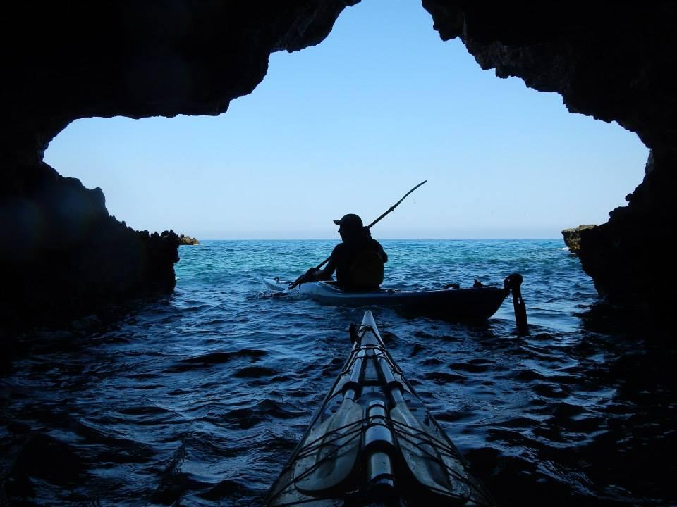 Sea Kayak Samos - Greek Kayaking Tours