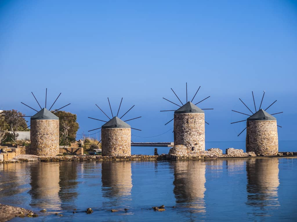 Chios Island Greece