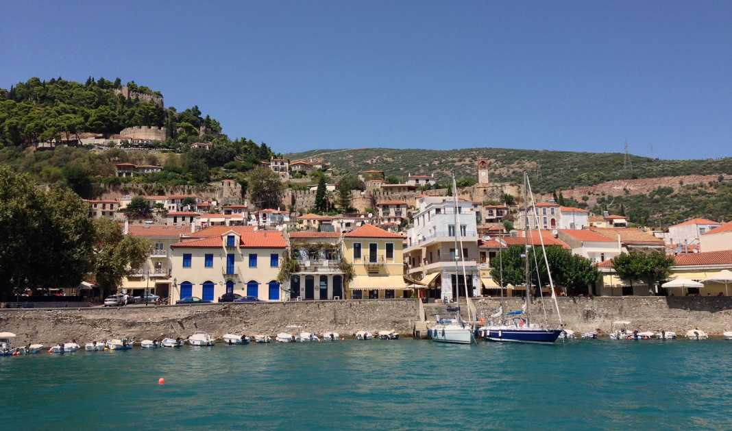 Discover One Of Greece S Oldest Cities Nafpaktos
