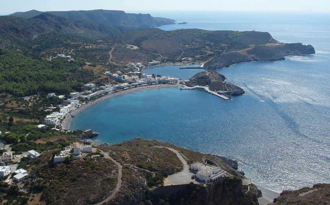 Greek Island Home Of Odysseus