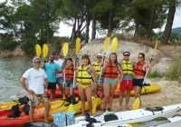 Sea Kayak Halkidiki