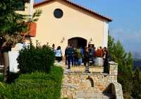 External view of Lafkiotis winery