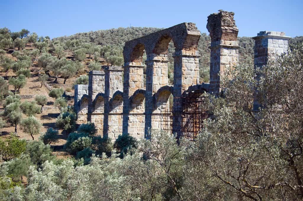 Lesvos Roman Aqueduct