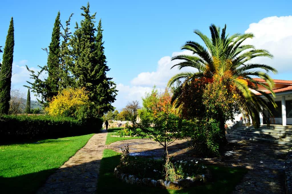 Nemea Museum premises