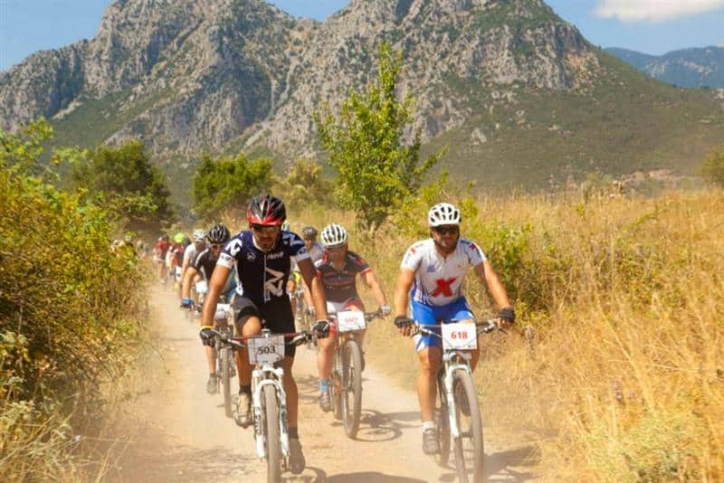 On 01/12/2016 at midnight, 12:00am, will open registrations for bike odyssey 2017, the hardest mtb race in greece!