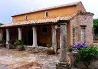 Monastery Near Volimes