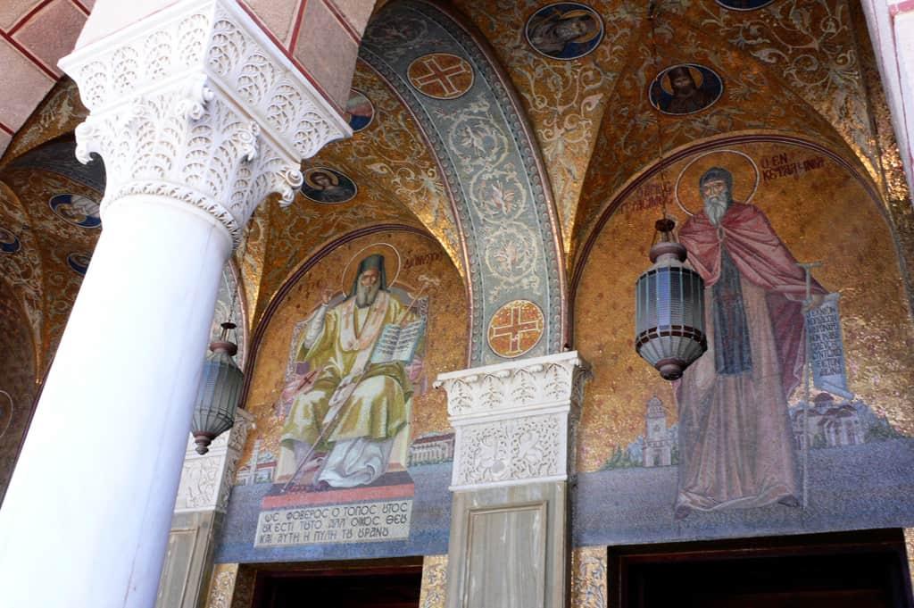 Saint Denis church