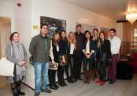 TBG group photo with Mathew Halpin
