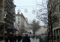 Lyon near Place Bellecour