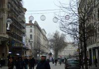 Lyon near Place Bellecour