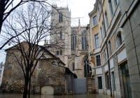 Lyon Cathedral St Jean