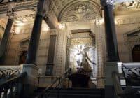 Lyon - Internal of Notre Dame de Fourviere