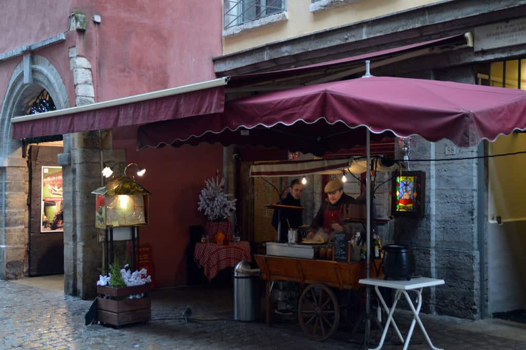 Lyon Crepes