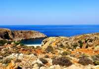Rodopou Peninsula and Ancient Diktyna Bay