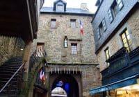 Mont Saint Michel entrance
