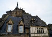 Mont Saint Michel external views