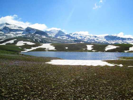 Drakolimni Mt Tymfi