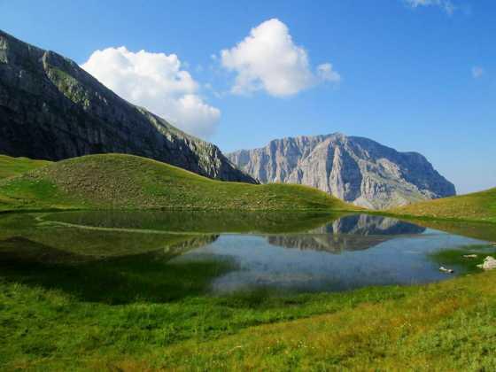 Drakolimni Zagoria Epirus