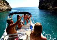 Half Day Rib Safari at Souda Bay and Secret Beaches