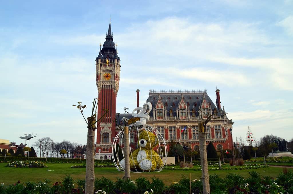 Calais Town Hall
