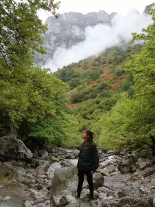 Hiking Vikos Gorge