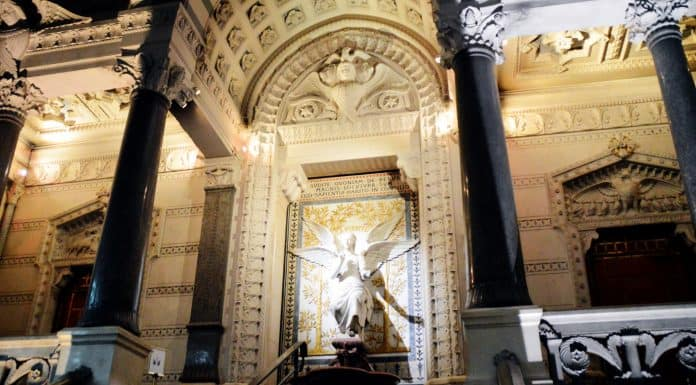 Lyon Notre Dame Fourviere
