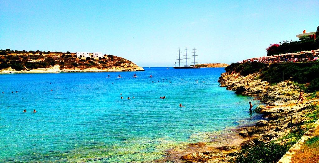 Greek Island Skippered Sailing Holidays