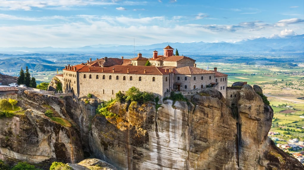 Things to do in Greece - Saint Stephen Monastery Meteora