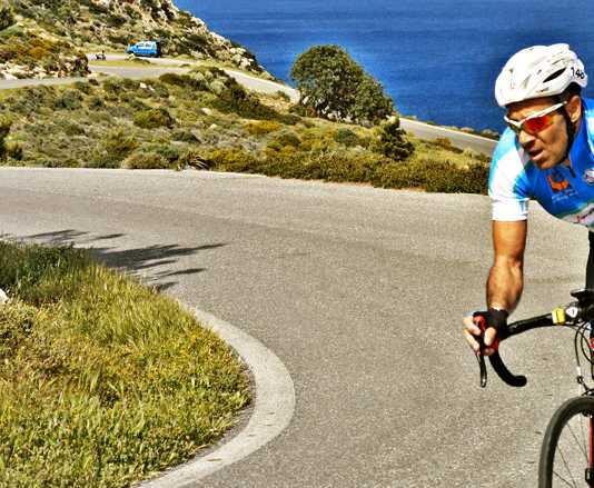 Skyros Cycling Experience