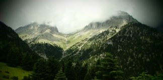 Velitsa Gorge