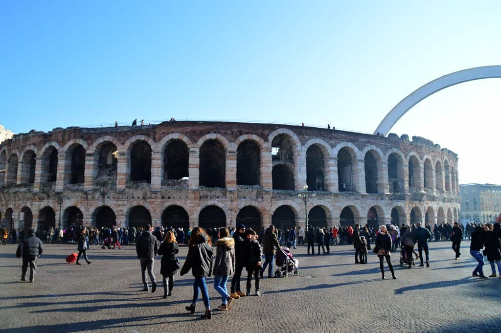 Things To Do in Verona The Arena - Piazza Brà, Verona's central square
