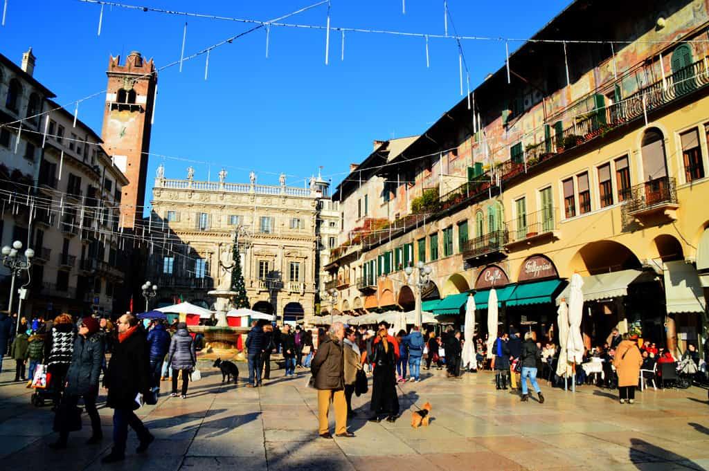 Verona squares