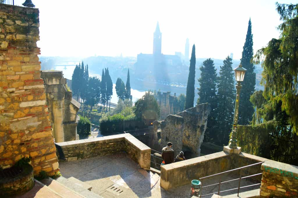 Different views of Verona