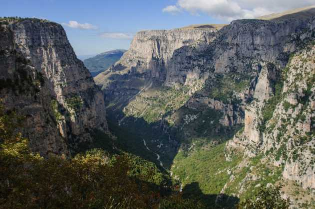 Vikos gorge