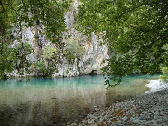 Voidomatis river Zagoria
