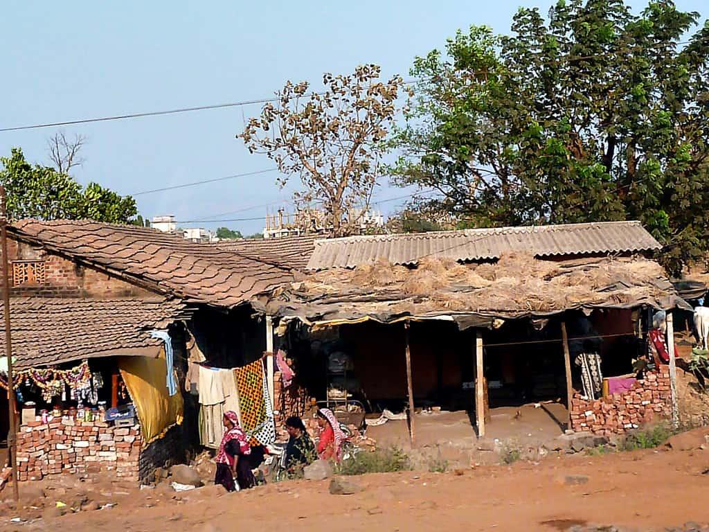 Mumbai village