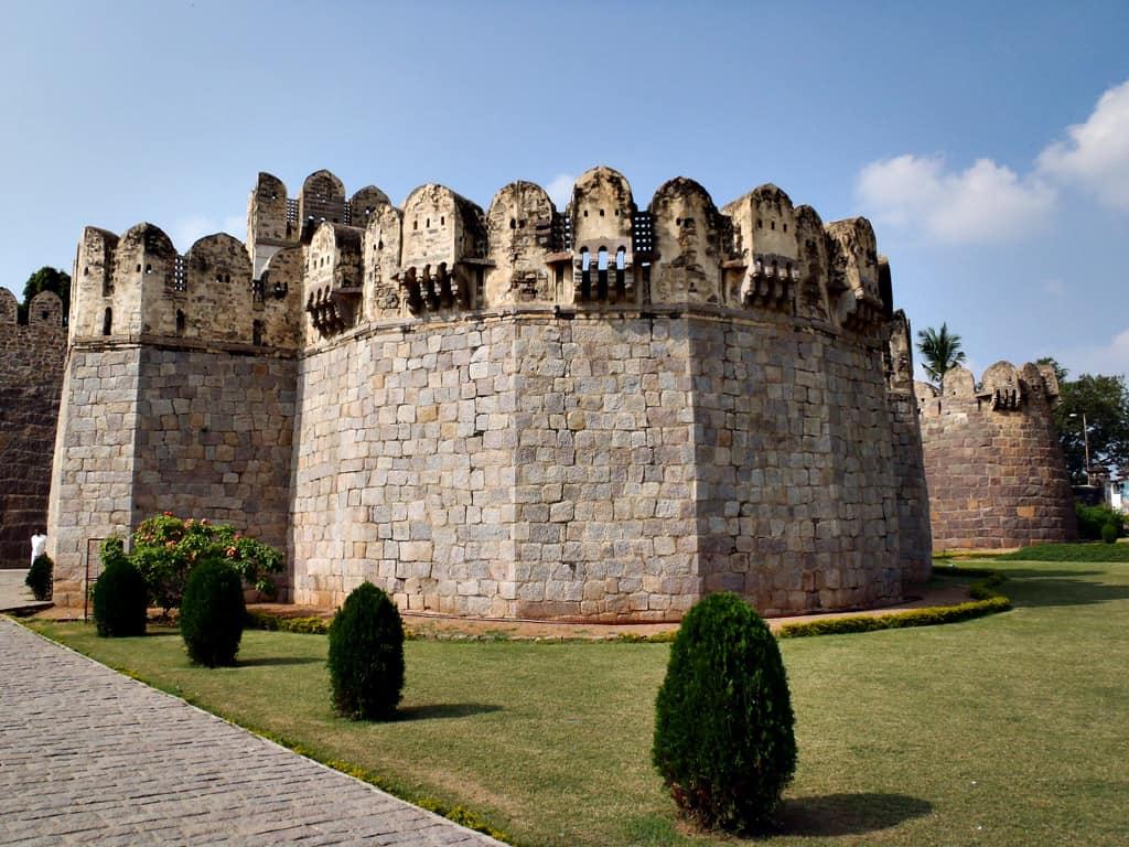 Golconda Fort Hyderabad