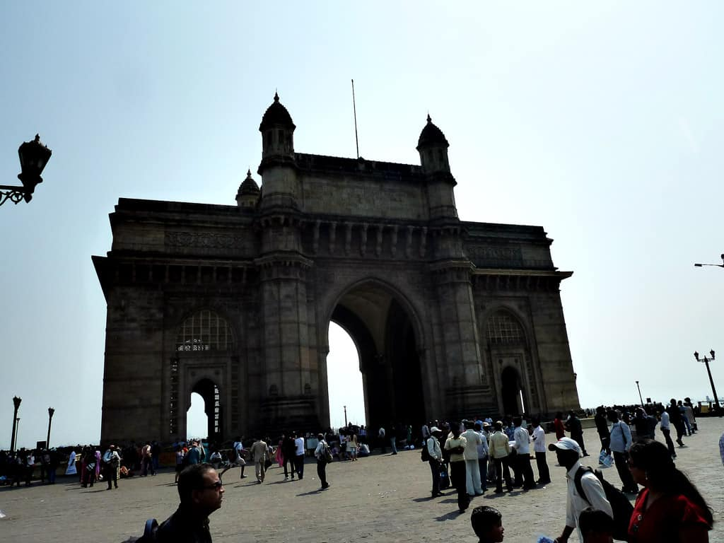 Harbour in Gateway of India