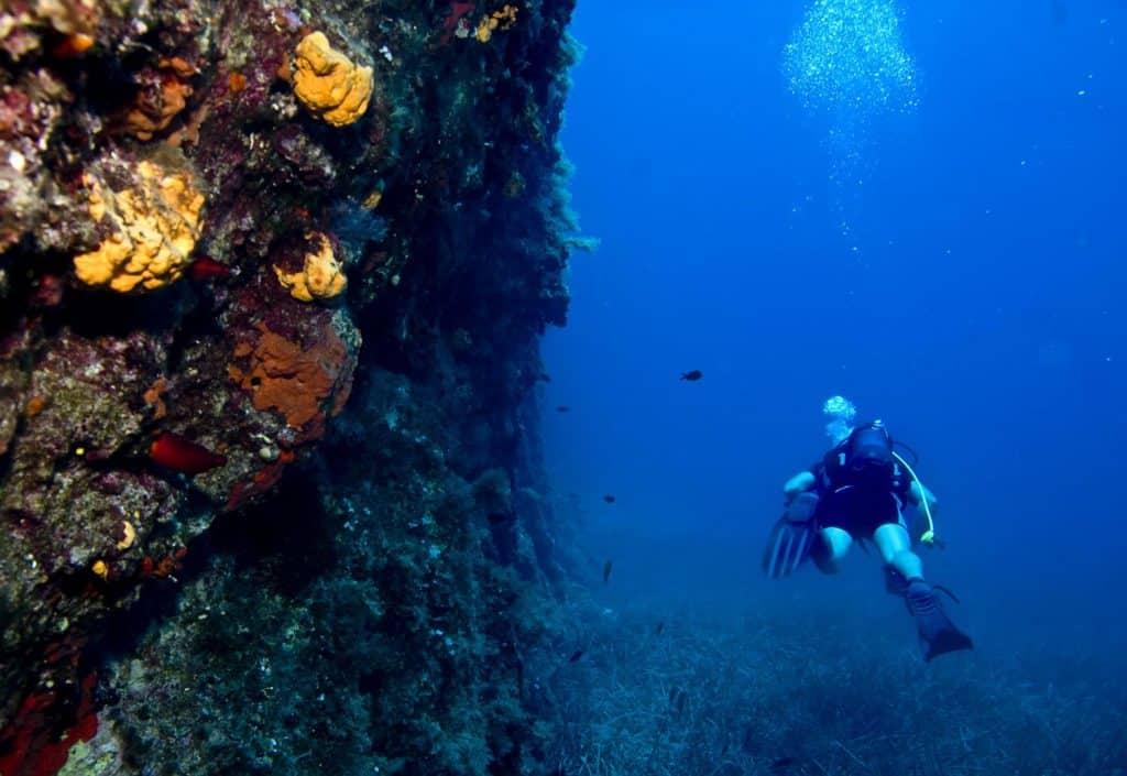 Amorgos Scuba Diving