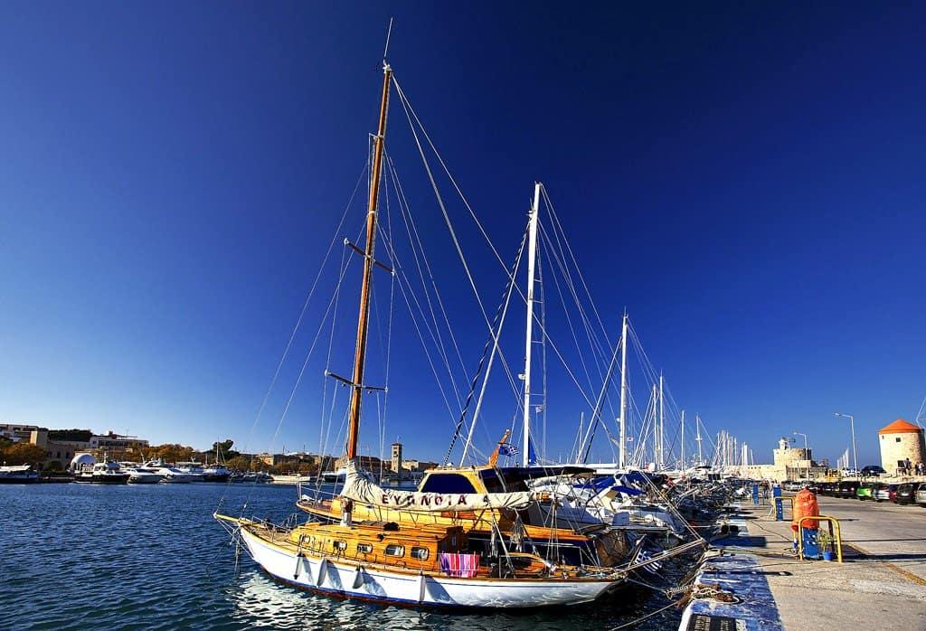 Mandraki, Rhodes