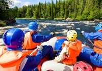 River Voidomatis Rafting