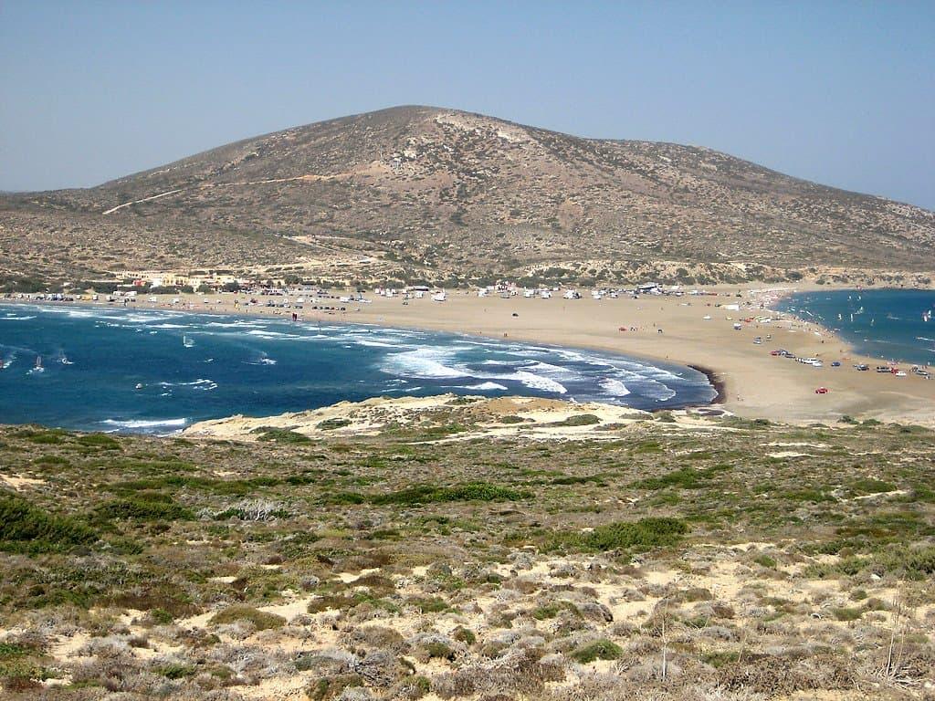 Prassonissi, Rhodes Greece