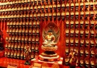Buddha Tooth Relic Temple and Museum-China Town