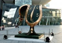 Dance of Time I, first conceived 1979 first cast 1984, bronze