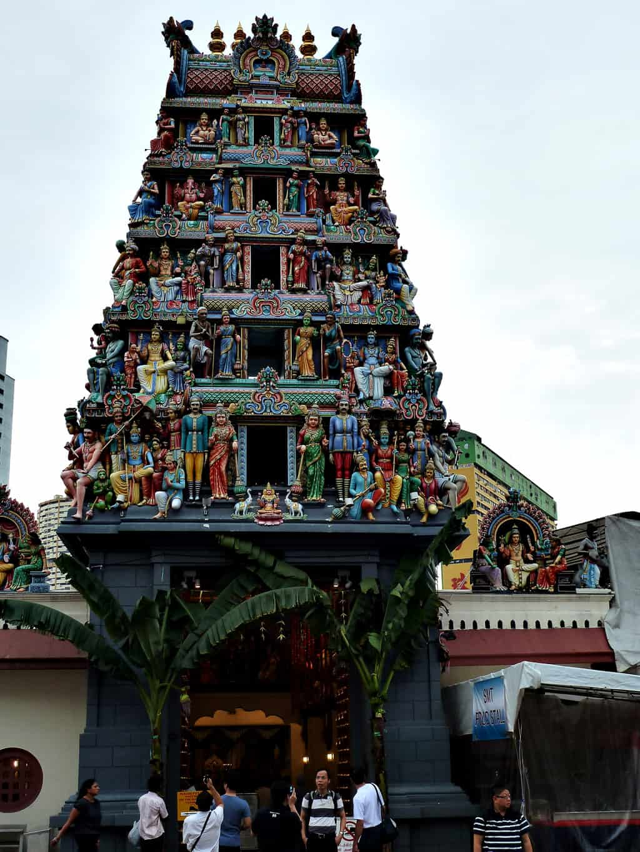 Sri Mariamman - China town