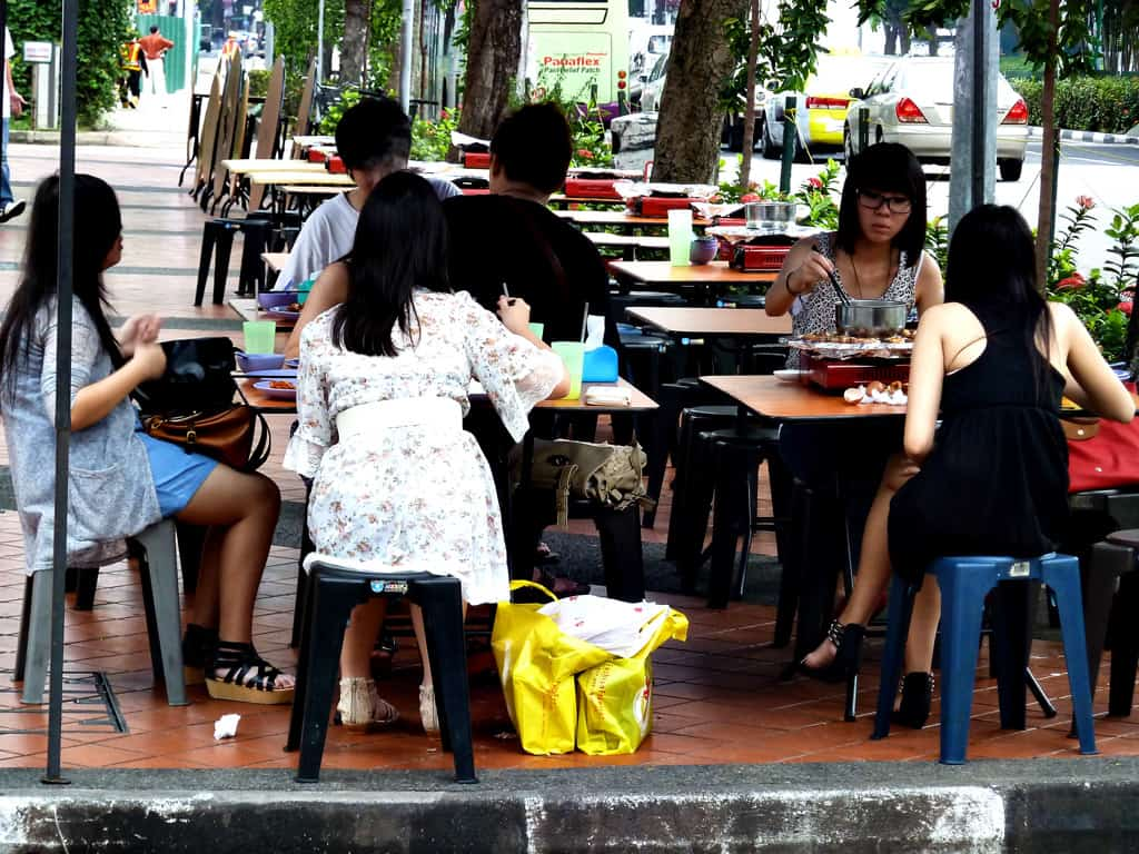 experience singapore as multicultural society Global multicultural citizenship education: a singapore experience li-ching ho abstract in a world that is, on the one hand, determined to sustain distinct national.