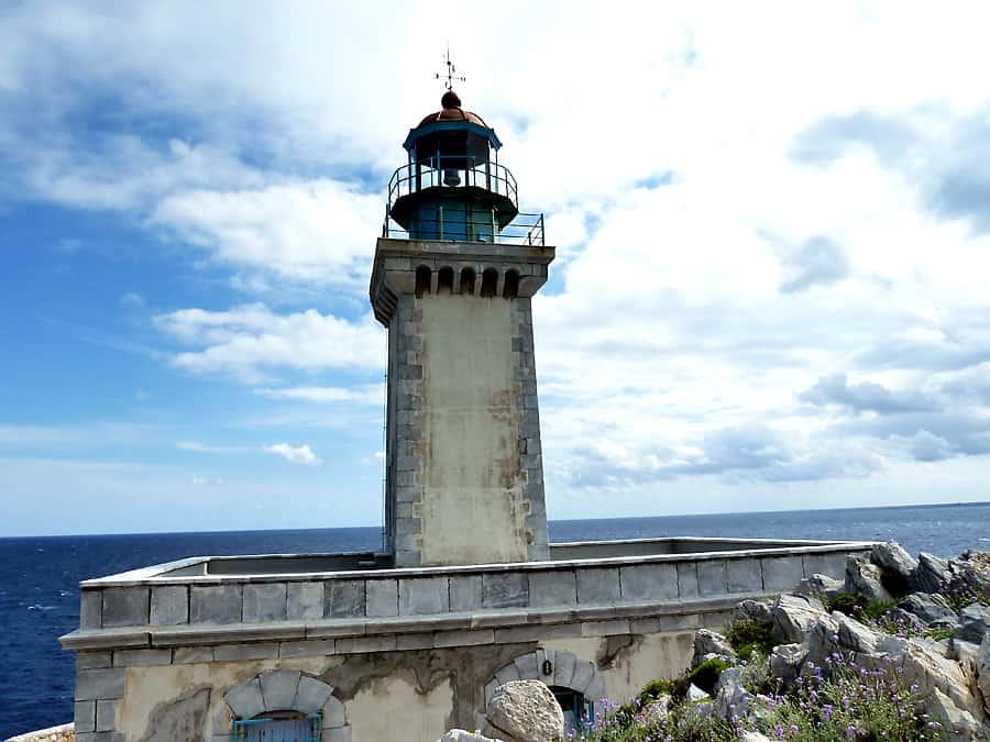 Lighthouse Tainaro Mani