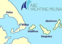 Milina Map