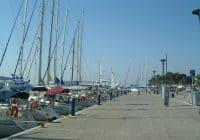 Skiathos Quay